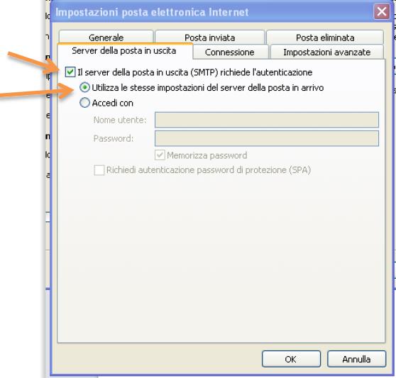 Come configurare la posta elettronica pec su Outlook 2010