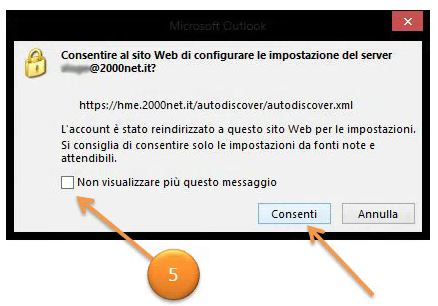 Come configurare la Posta HME su Outlook 2016_Step_5