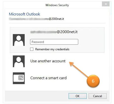 Come configurare la Posta HME su Outlook 2016_Step_6