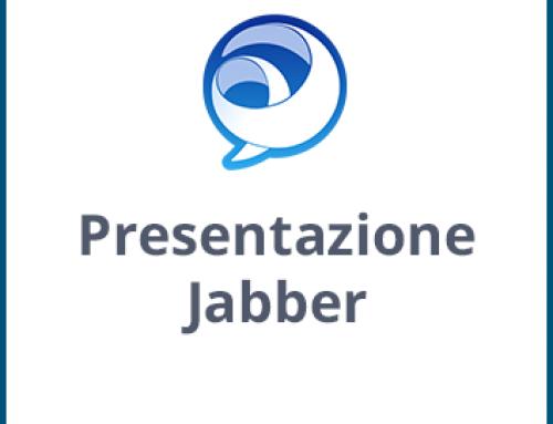 Presentazione Jabber